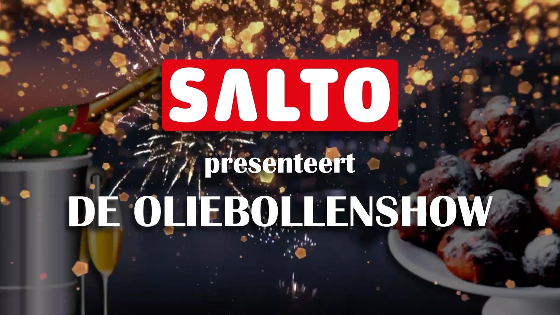 SALTO presenteert 'De Oliebollenshow'