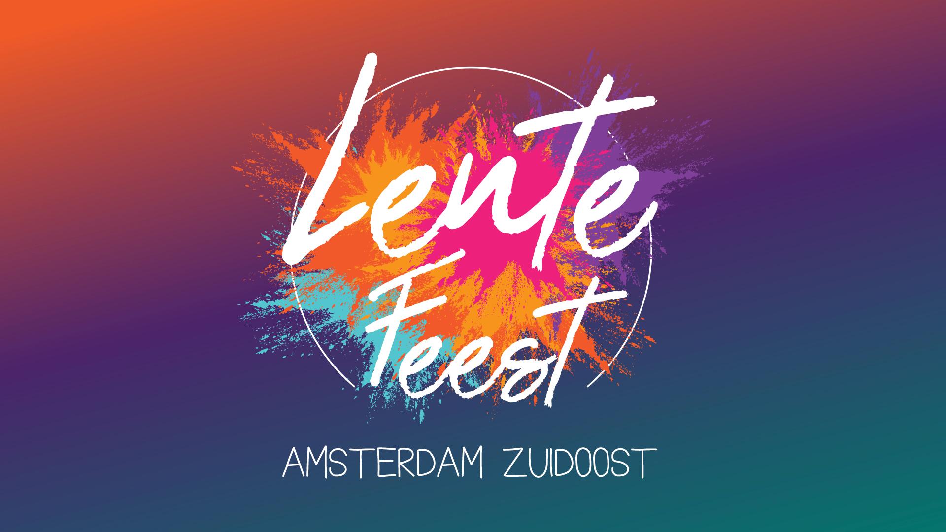 Lente Feest Amsterdam Zuidoost
