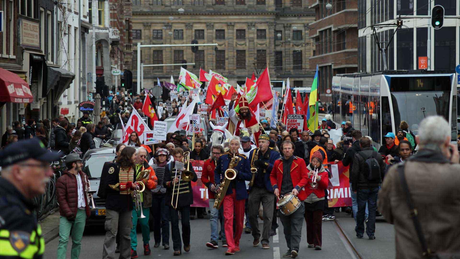 Week Tegen Racisme - bron: 21maartcomite.nl
